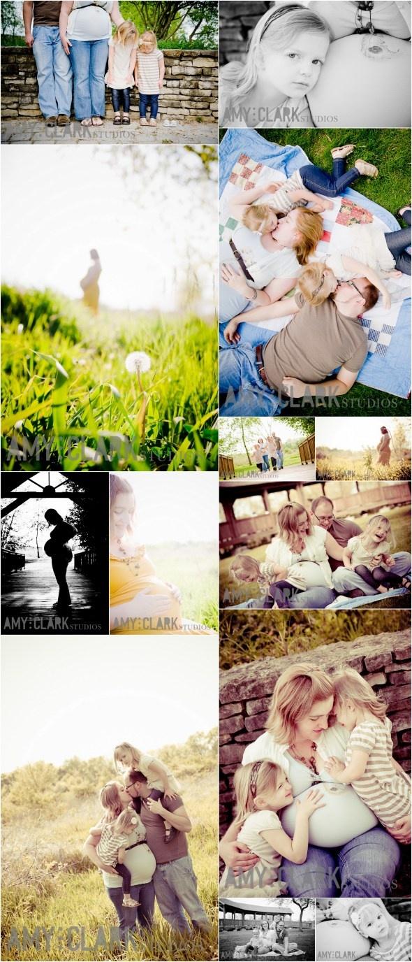 Family maternity session. {www.amyclarkstudios.com}