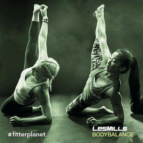 17 Best Images About Les Mills BODYBALANCE On Pinterest
