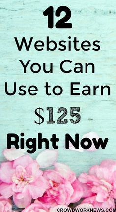 Need some quick cash right now? I have a solution for you. Check out these 12 super legitimate websites giving you $125 in sign-up bonuses for free. How cool is that?! Dig into this post and earn extra money right now! #makemoneyonline #extraincome #workfromhome