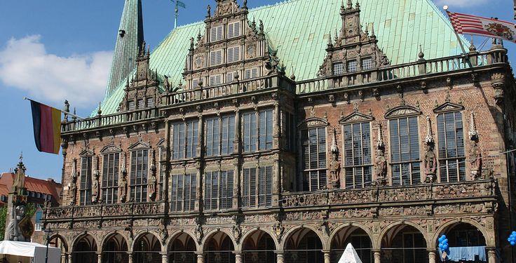 """Stadt der Wissenschaft - Bremen/Bremerhaven, die Schwesterstädte an der Weser, sind zusammen """"Stadt der Wissenschaft 2005""""."""