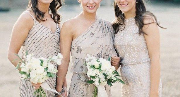 Continuando con el tema de las bodas en la playa, me gustaría hablarte de los vestidos de damas de h...