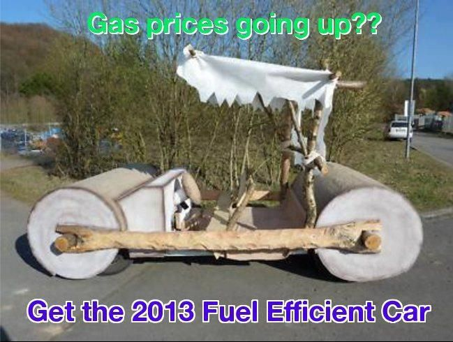 The 2013 Fuel Efficient CarMr. Price, Adr, Efficiency Cars, Gas Price, 2013 Fuel, Funny Stuff, Humor, Fuel Efficiency, Spon