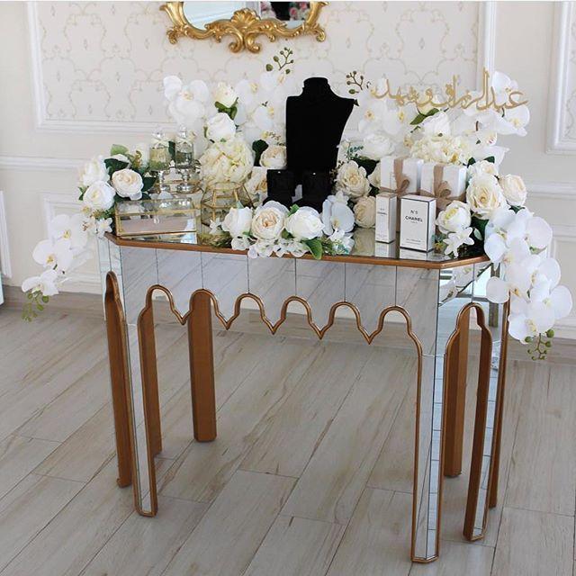 تقديم المهر والشبكه تنسيق Elegant Co Red Wedding Decorations Bridesmaid Gift Bags Bride Gifts