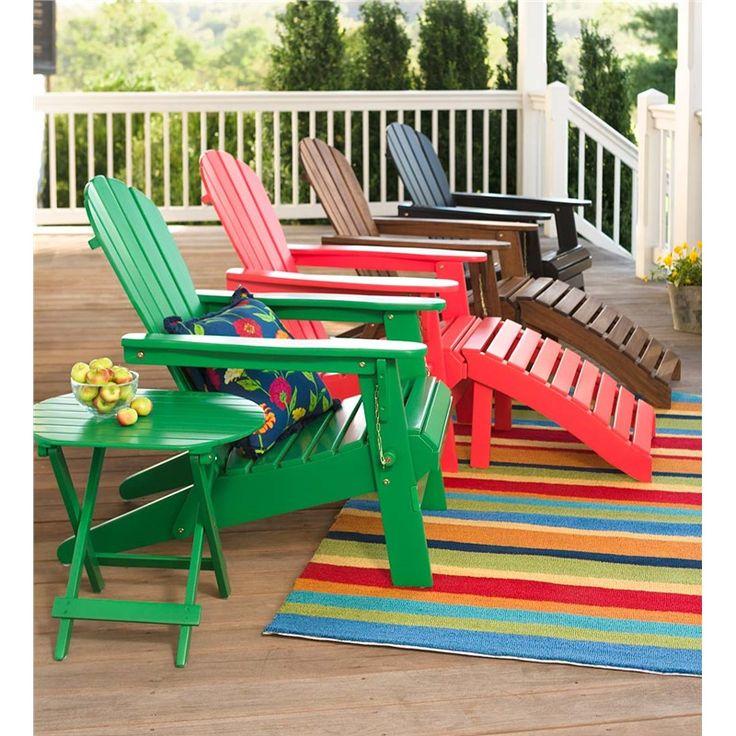 Wooden Adirondack Chair | Adirondack Chairs