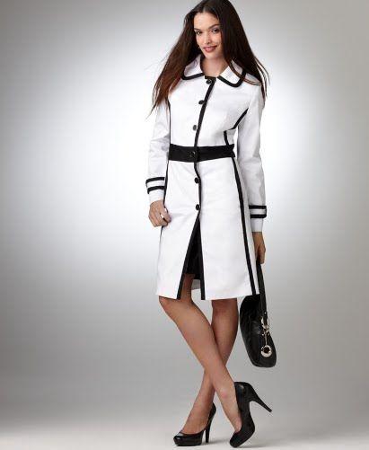 El arte de ser mujer: 10 vestidos sastre para dama - Parte II