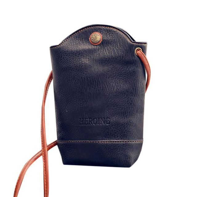 Women Elegant Style Faux Leather Shoulder Bag Backpack Style Removable Strap New