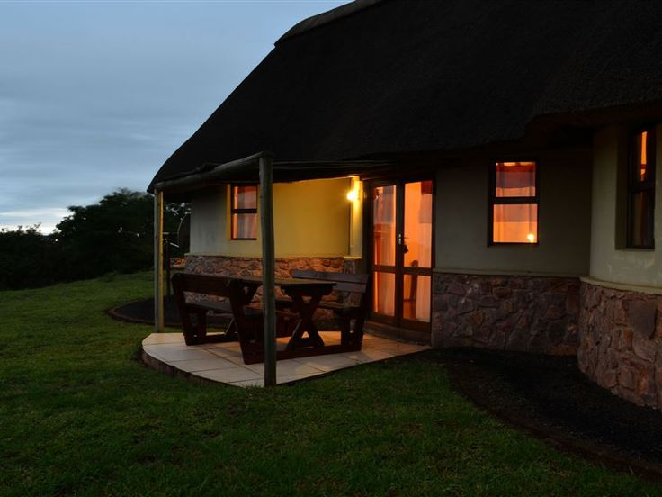 Phezulu Safari Park - Perched on top of the Valley of 1000 Hills rests three thatched cottages with breathtaking views of the valley. We offer a Family Cottage, a Four-sleeper Unit, and our Honeymoon Two-sleeper Unit. The cottages ... #weekendgetaways #durban #southafrica