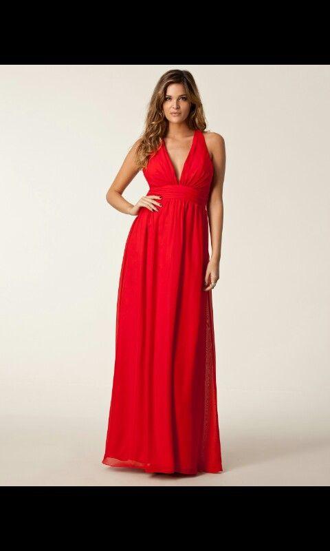 Lang jurk