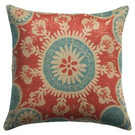 love the muted colorsEye Catching Handmade, Layla Pillows, Pillows Add, Handmade Pillows, Joss And Maine, Arm Chairs, Medallions Motif, Chic Pop, Favorite Arm