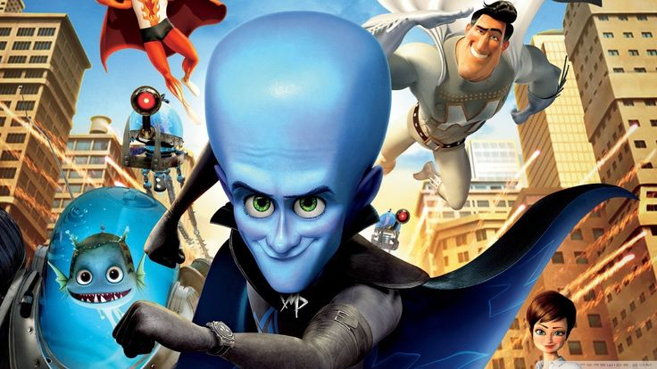 Megamind 2010 Full Movie _ Disney full Length in English