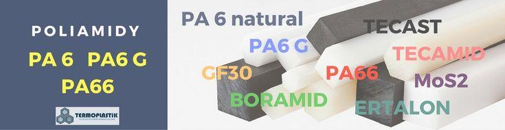 Poliamid PA - tworzywa konstrukcyjne - Poliamid Hurtownia - Cena poliamidu