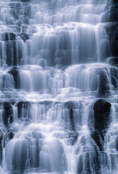 Bridal Veil Falls, Chimanimani, Zimbabwe, Africa, by Ian Cameron