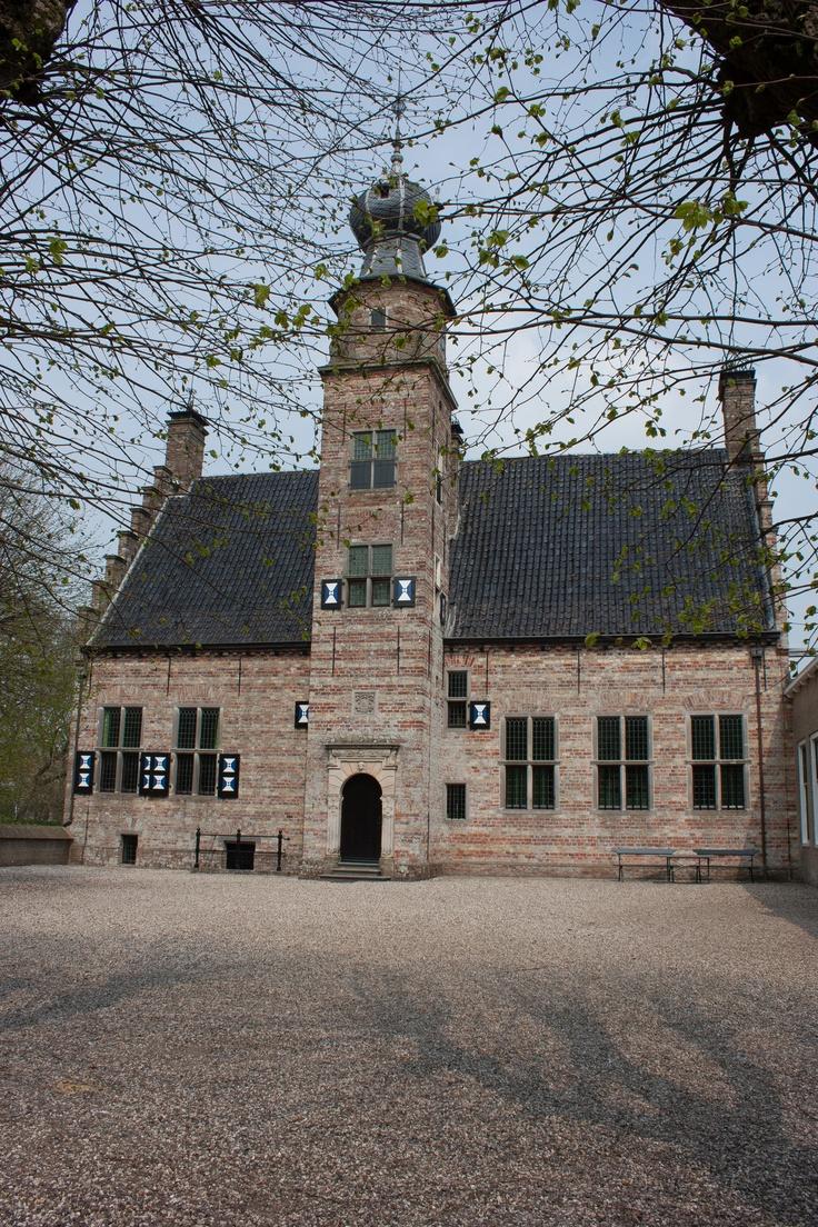 Marsum (Friesland) - Popta Castle / Schloss Popta / Château de Popta