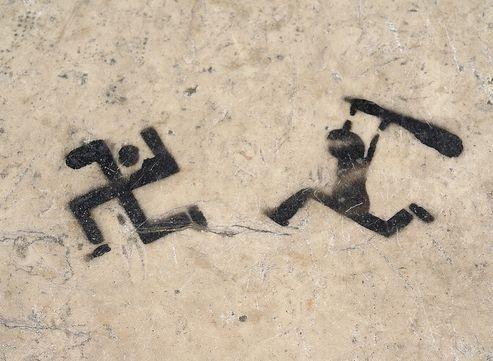 against nazi