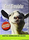 Amazon Deal : Goat Simulator (PC)by Double Eleven2601% Sales Rank in Video Games: 247 (was 6673 yesterday)(1) (Visit the Movers & Shakers in Video Games list for authoritative information on this product's current rank.)