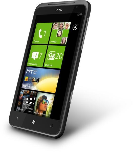 HTC Titan - Min alldeles underbara Windows Phone :)