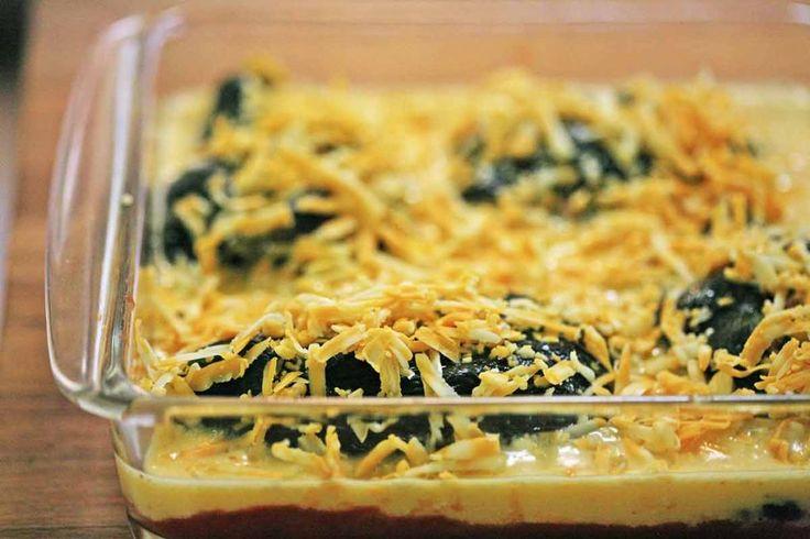 Chile Relleno Casserole Recipe | SimplyRecipes.com