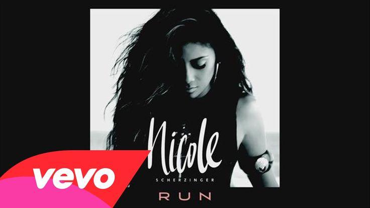 Nicole Scherzinger - Run (Audio) this song is breath taking.