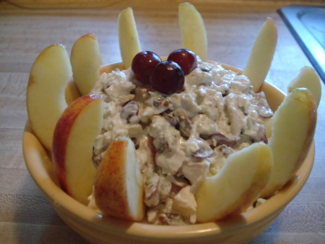 Pecan chicken salad - like arby'sChicken Salad