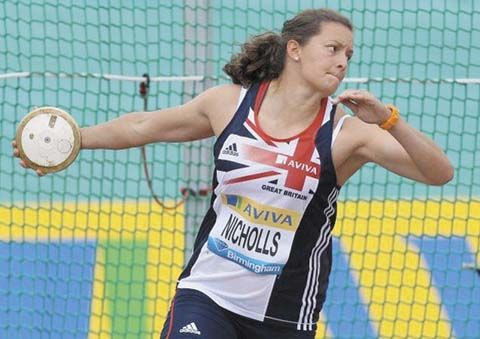 Jade Lally – British Elite Discus Thrower ‹ TrackField97.com