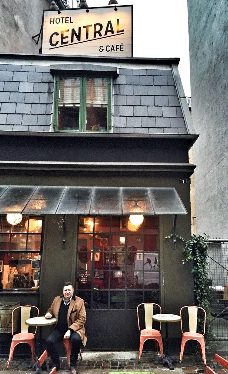 Central Hotel & Café København Skovdal.dk