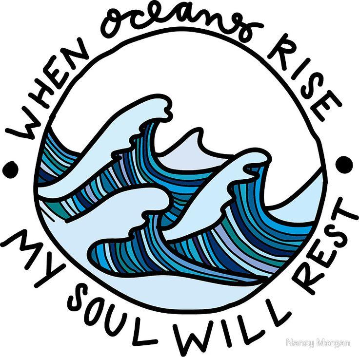 Oceans by Nancy Morgan