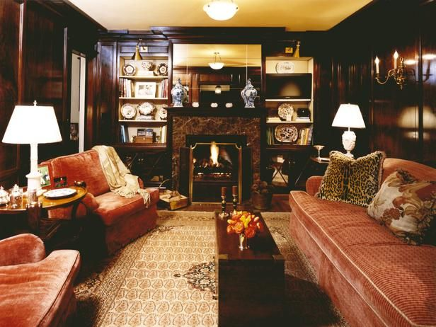 Romantic Living Rooms Part 81