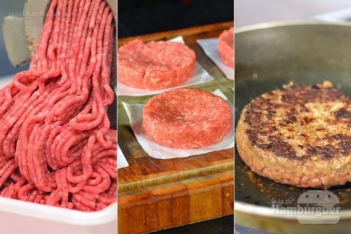 Guia do Hamburguer, Ensinando a fazer o hambúrguer caseiro como nas melhores hamburguerias. Desvendamos todos os segredos e criamos o passo-a-passo c/ fotos - tutorial completo