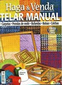 revistas telares - weaving