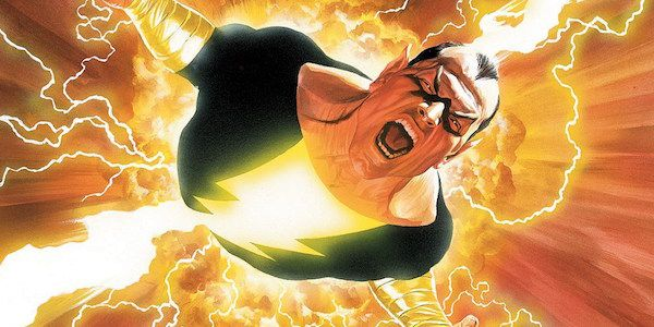Despite the lack of public information on Shazam, Dwayne Johnson hasn't hesitate to talk about his upcoming turn as Black Adam, and today he provided some insight into why he decided to play the anti-hero in the first place.