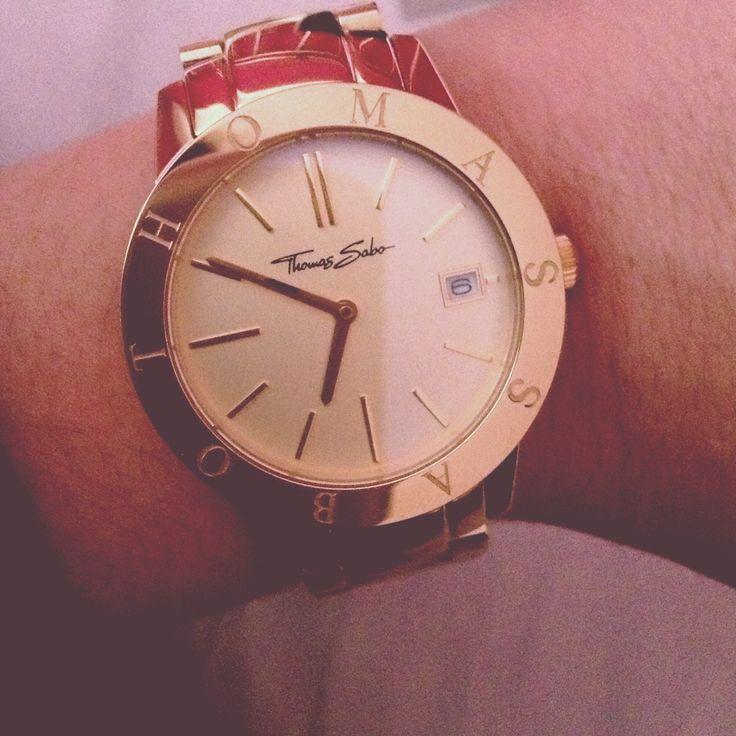 New Thomas sabo watch