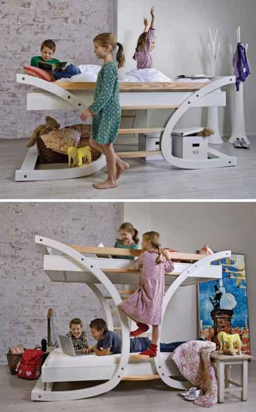 123 best Creative Ideas for Shared Kids Room images on Pinterest