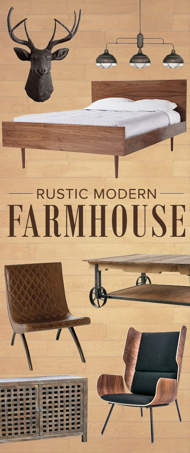 Bring the great outdoors inside with this collection of fresh, rustic accents and décor. Think: exposed wood, animal prints, and wild inspired details. The best part? You can get the look and feel of one well-styled farmhouse, without waking up to the rooster's crow. Visit today and sign up for exclusive access to sales plus FREE SHIPPING on orders over $49.