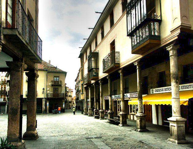Aranda de Duero, la capital de la ribera del Duero. Una villa donde disfrutar de buen vino y un rico cordero lechal asado