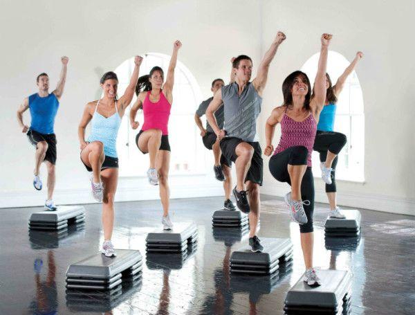 Step aerobicos para bajar de peso