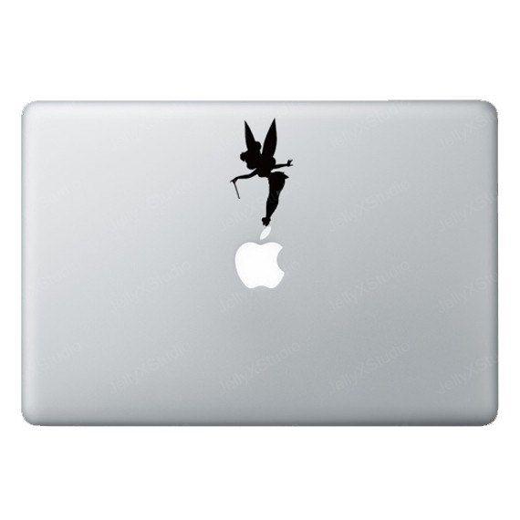 Macbook Decal Macbook Decals Macbook Sticker Macbook Stickers Apple iPad Macbook Air Macbook Pro With Retina display  Princess. $6.90, via Etsy.