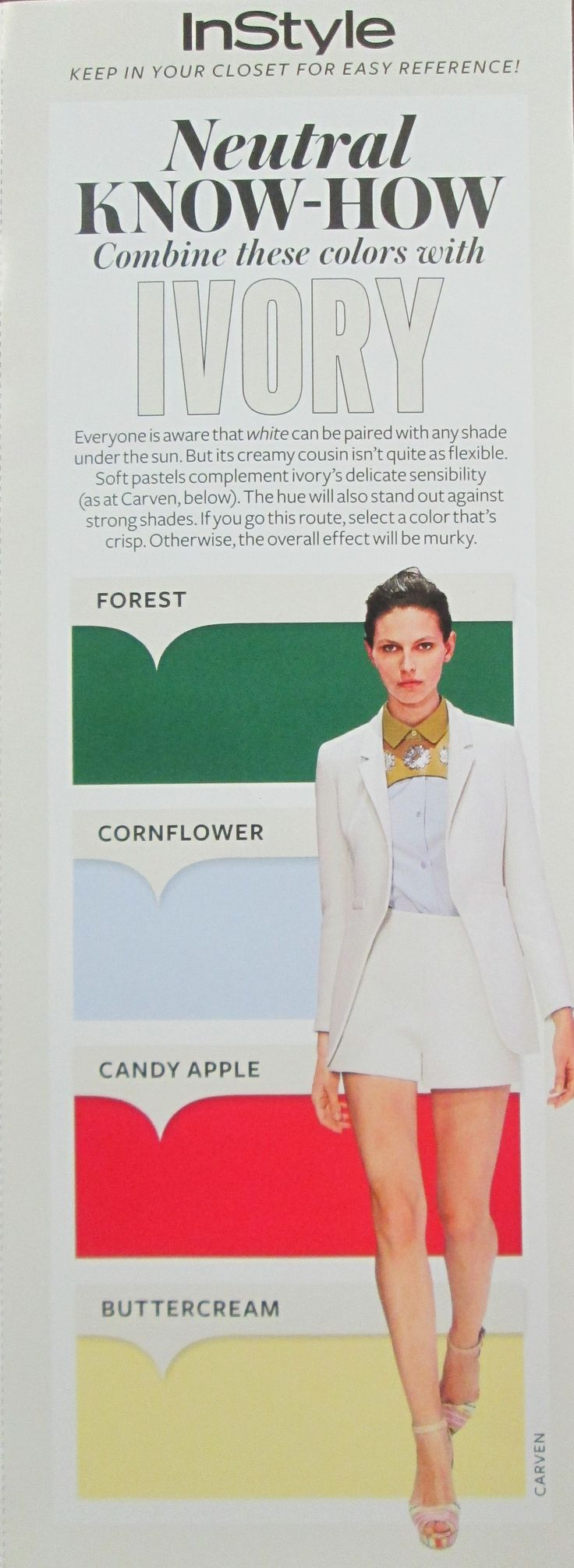 Instyle Neutral Know-How Ivory