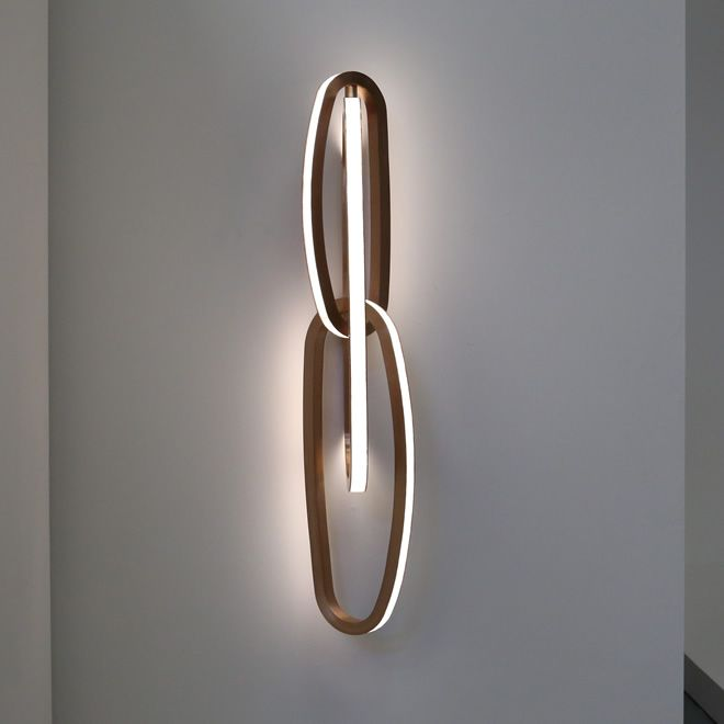Fouette Wall Sconces | Light Sculpture | Niamh Barry - Contemporary International Artist & Light Sculptor