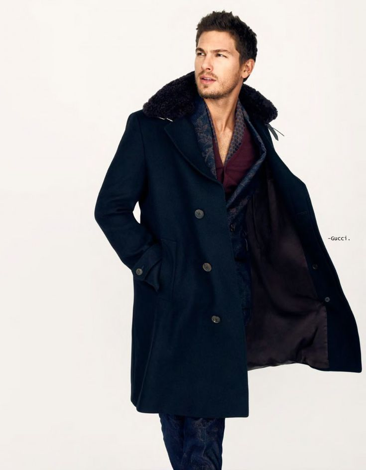 Adam Senn Charms for El Palacio De Hierro Christmas 2012 Lookbook. only like the coat. cool.