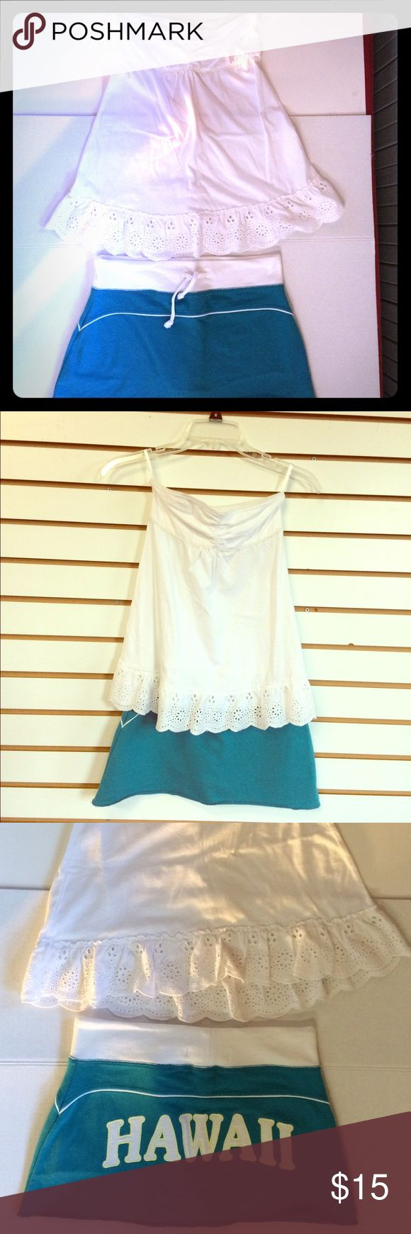 NWT Urban Behavior peasant top- XS Very pretty white peasant top /Tube top is form fitting on top featuring stretchy elastic with ruching in the center /loose and flowing at the bottom. My favorite feature of this top is the crochet/lace trim displayed on the bottom hem♥️ Urban Behavior Tops Tunics
