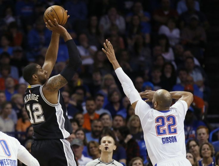 Spurs star LaMarcus Aldridge cleared to play again after minor heart issue