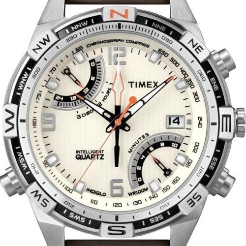 TIMEX インテリジェントクォーツ フライバック T49866 クロノ_画像2