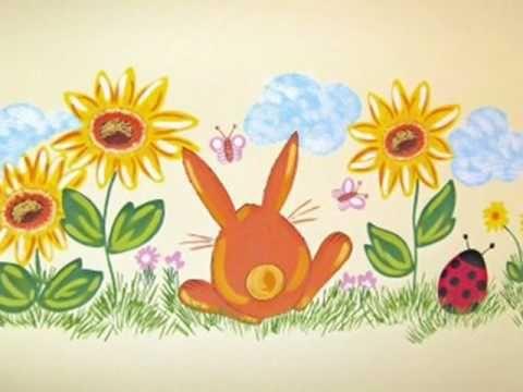 Τα παιδια ζωγραφίζουν στον τοίχο - Τάνια Τσανακλίδου