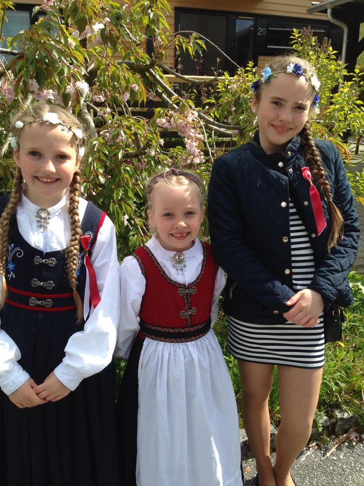 My girls! Love Norway ❤️