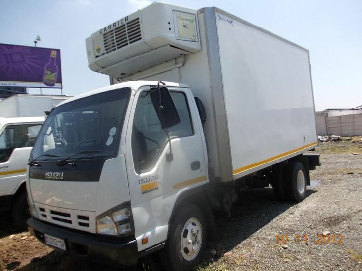 LOOKING FOR A WORKING CONDITION ISUZU 700 WITH FRIDGE BODY. CALL MAX TODAY FOR A GREAT DEAL AND TEST DRIVE.