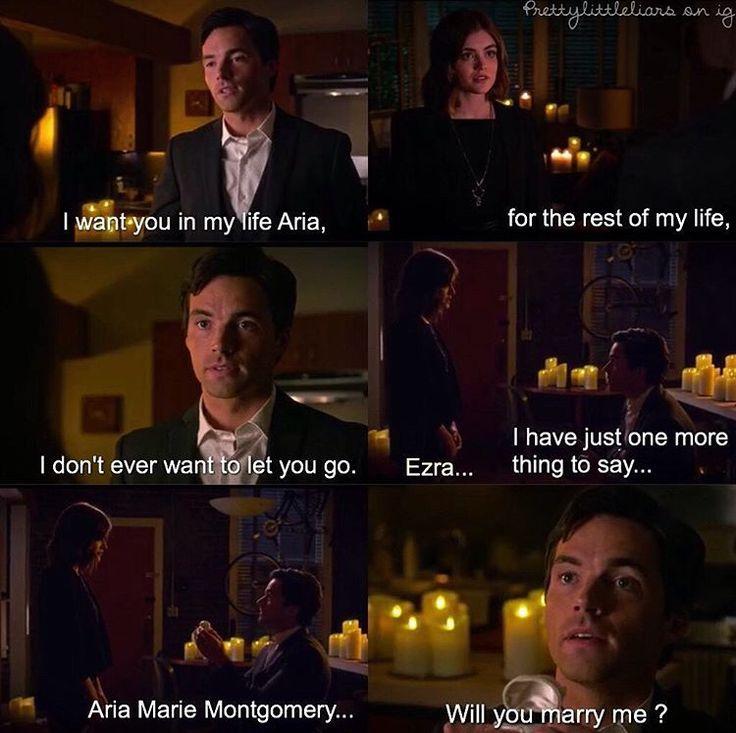 Who Is Ezra Hookup In Pretty Little Liars