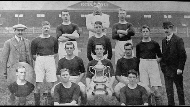 Barnsley Football Club, Gewinner des FA Cup 1912
