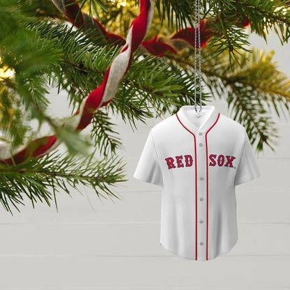 f330dddf5 Boston Red Sox™ Jersey Ornament | My wish list | Pinterest ...