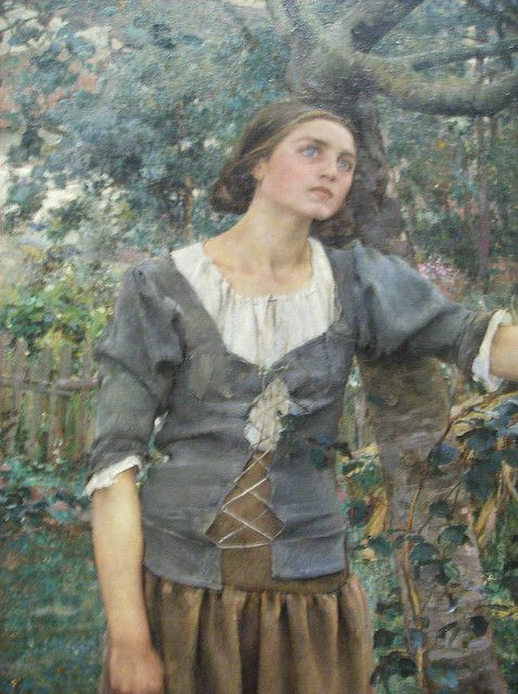 an analysis of jules bastien lepages painting joan of arc Jeanne d'arc: text by jules barbier jules bastien-lepage: metropolitan museum of art two volume fantasy retelling the story of joan of arc art by.