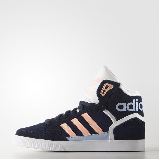 adidas Extaball Shoes - Blue   adidas US